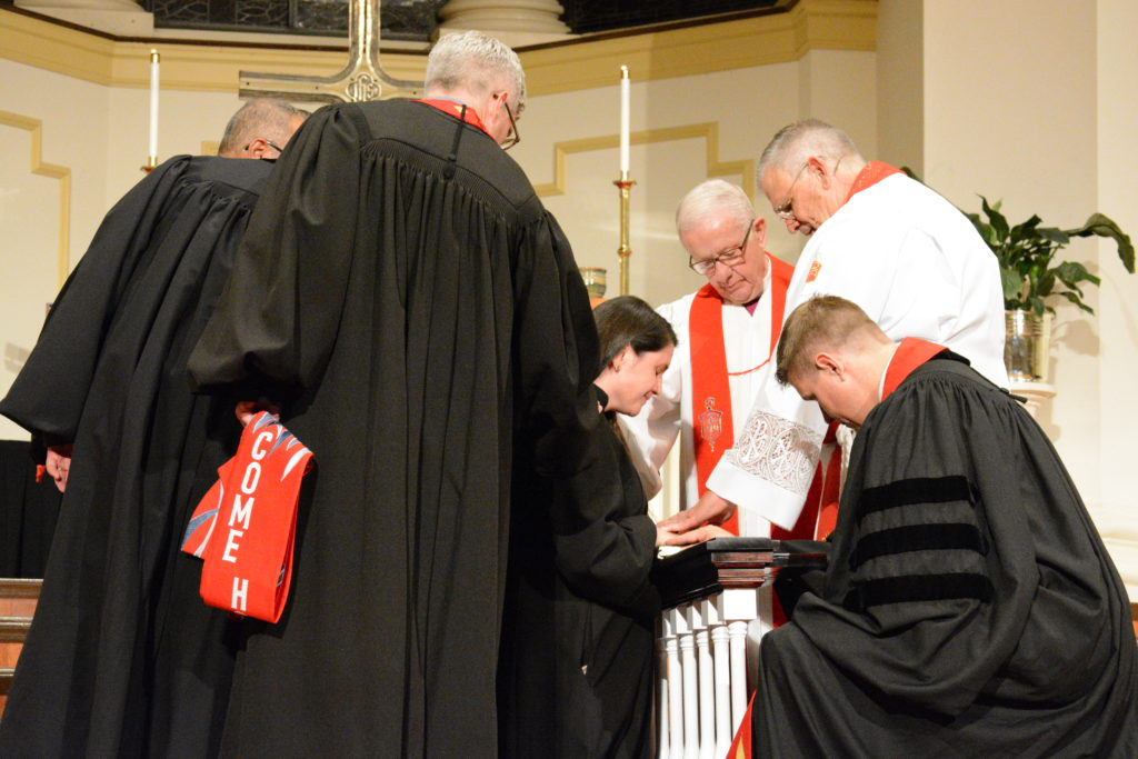 Ordination of Rev. Sam McGlothlin
