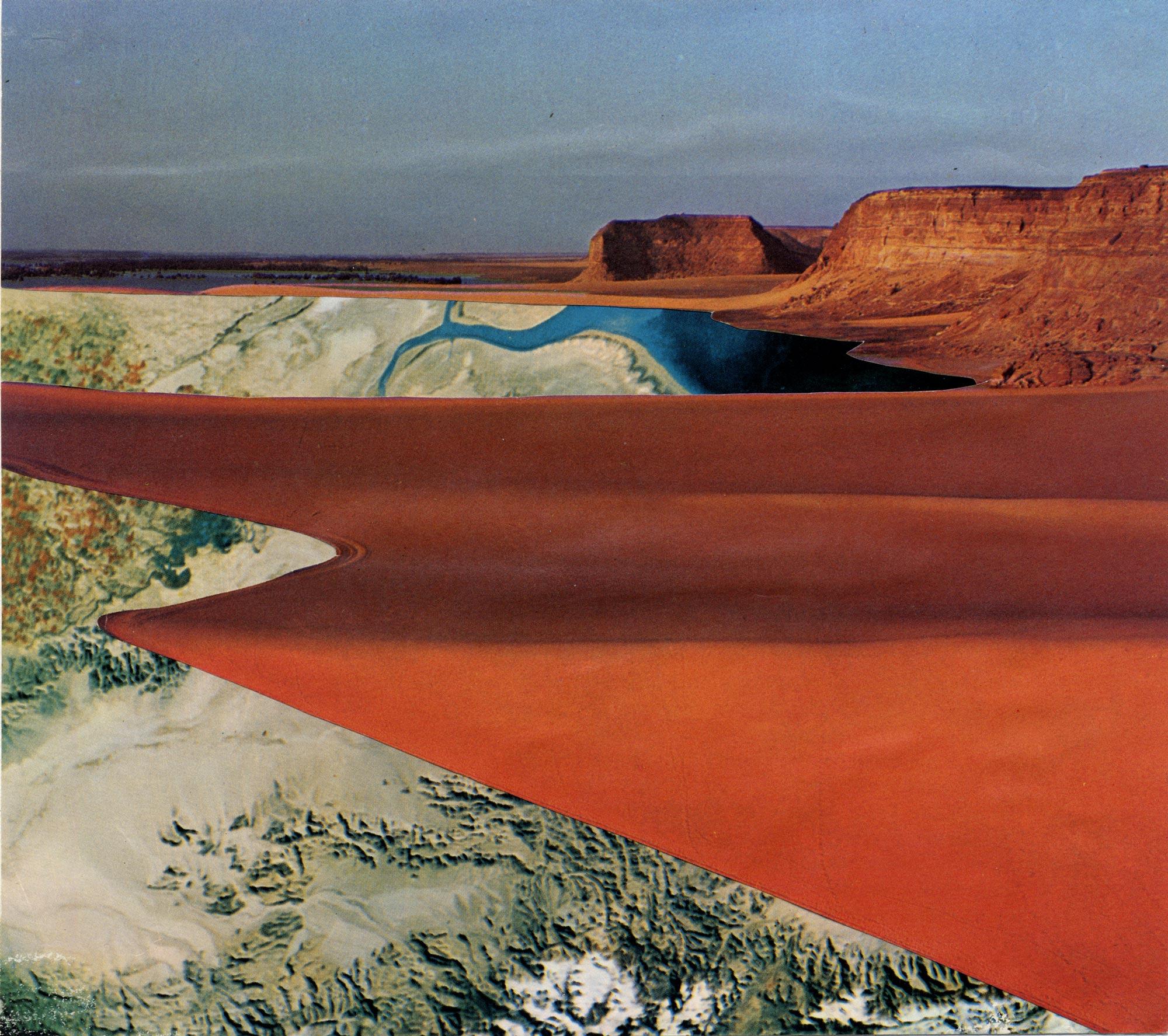 Desert Dream, 2015