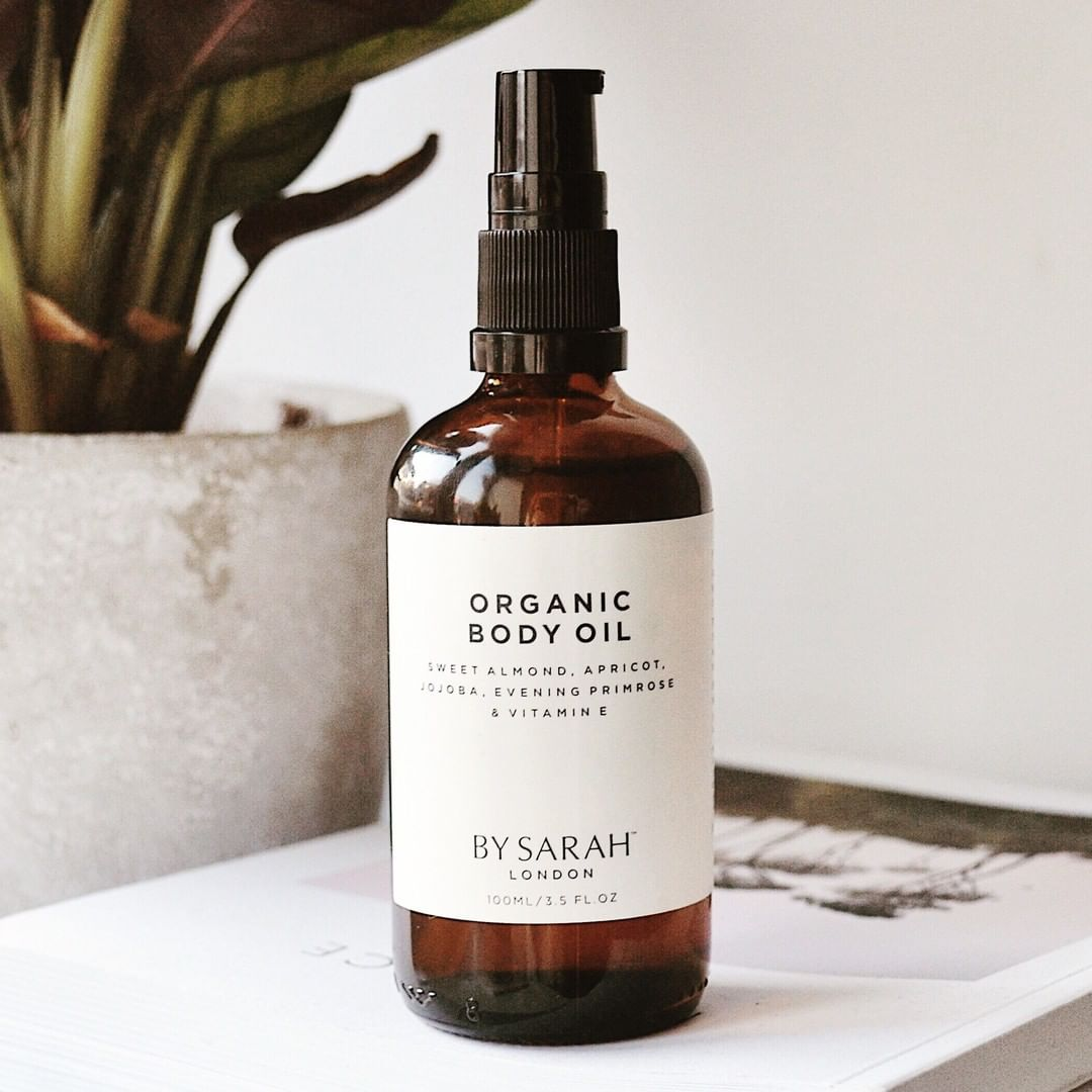 By Sarah's body oil blend, Source: BY SARAH™