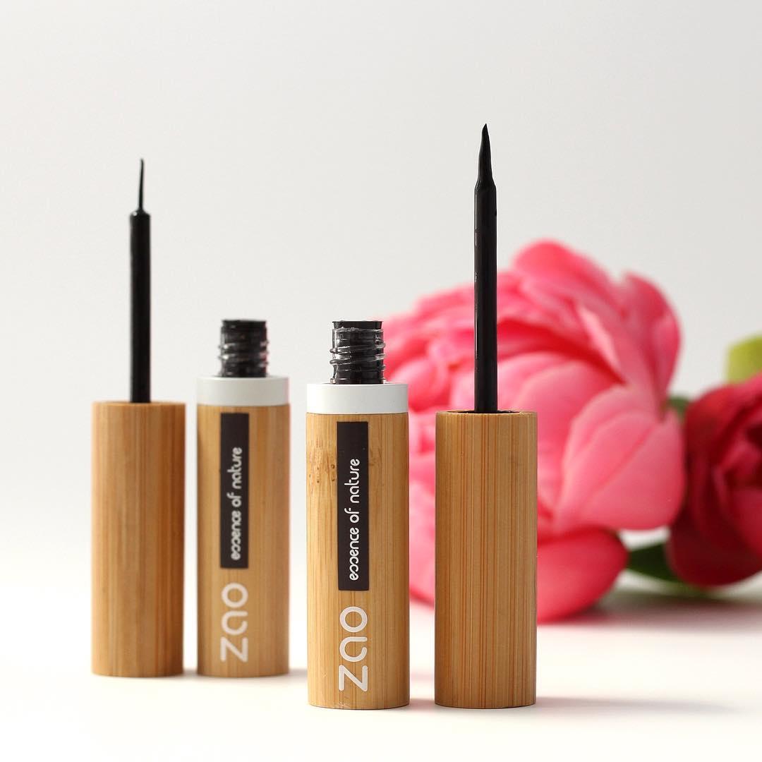Zao's refillable aloe-vera mascara, source:  Zao Organic Makeup UK