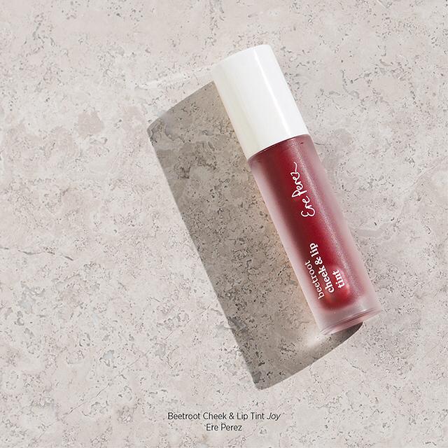 Ere Perez's Beetroot Cheek & Lip Tint, SOURCE: ere perez cosmetics