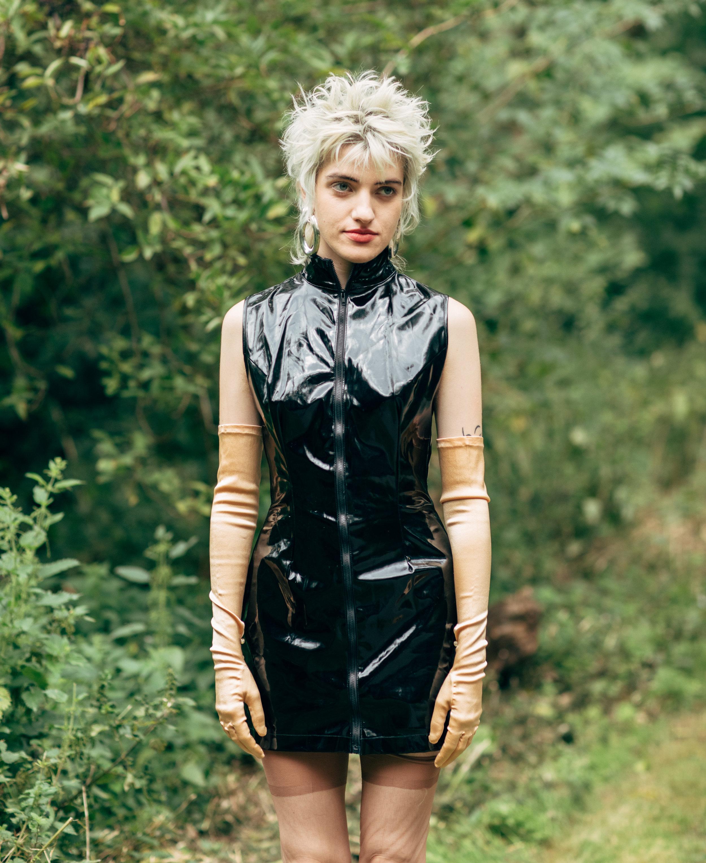 - Photography: Rory James @roryjamesphotoModel: Gaby Lydon @gaby_lydonStyling: Tabby Darling via PINK INK @pinkinkvintage