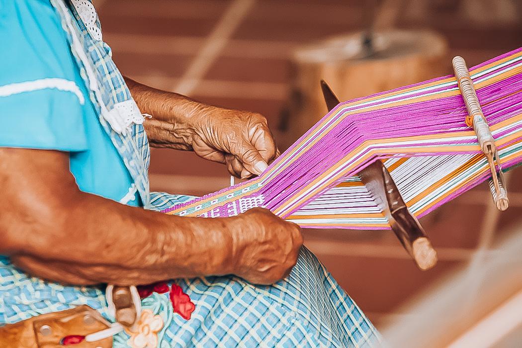 Oaxaca Weavers