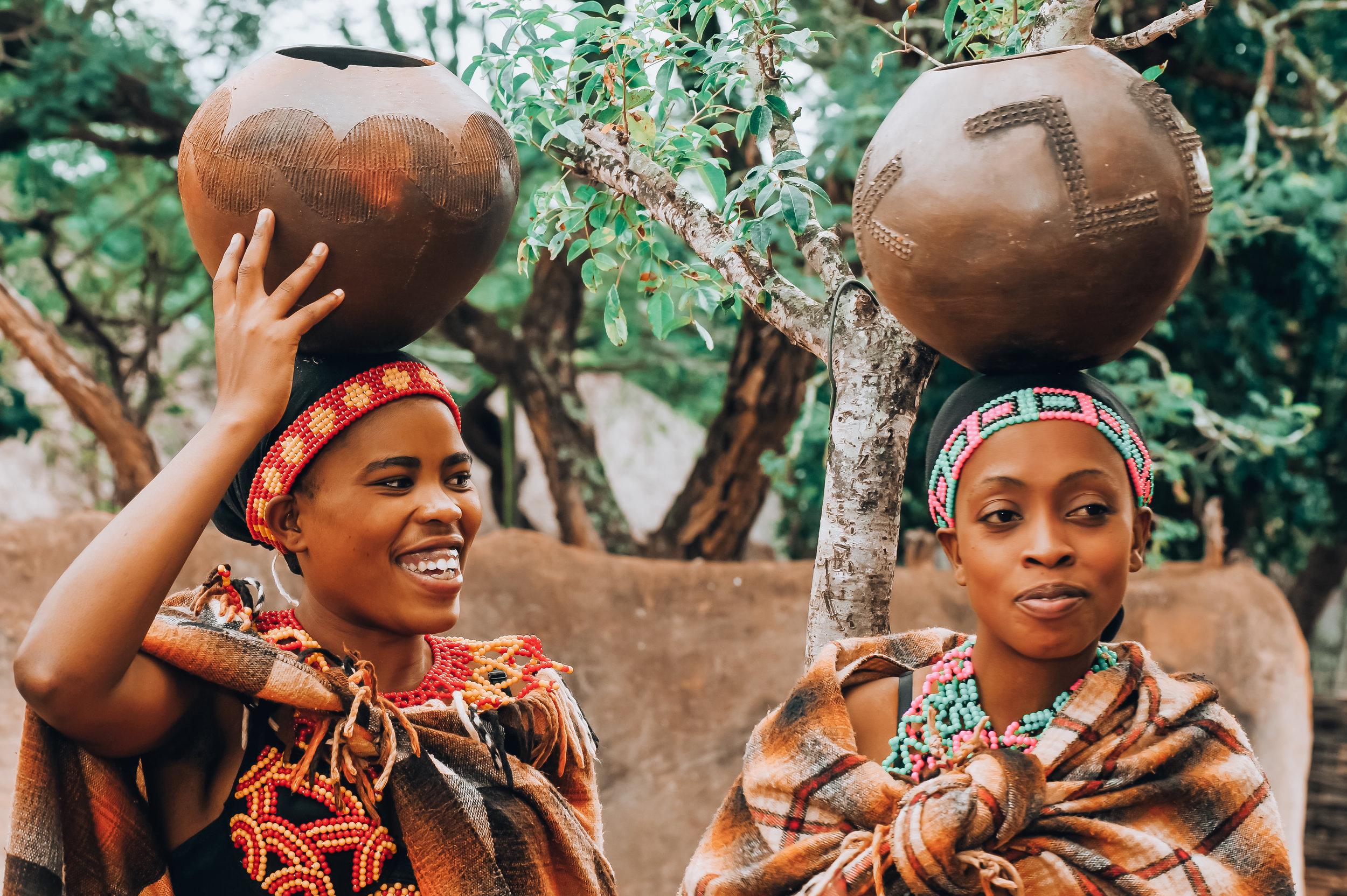 South Africa Kwa Zulu Natal Artisans