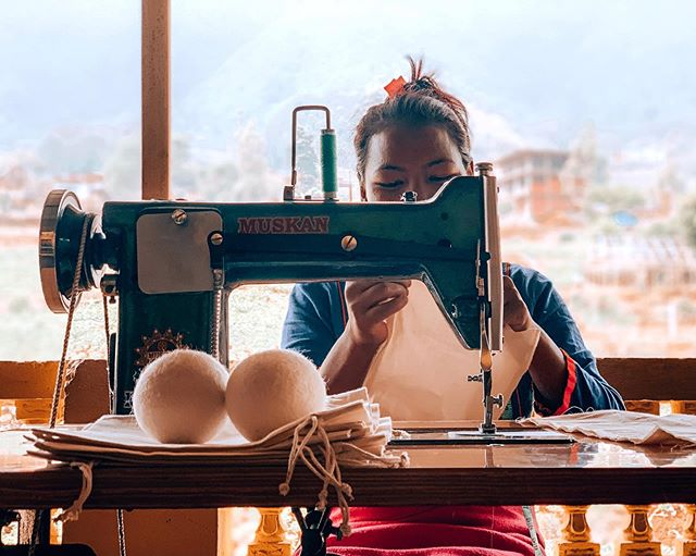 Behind the scenes from an order in Nepal. We can't wait to share more!