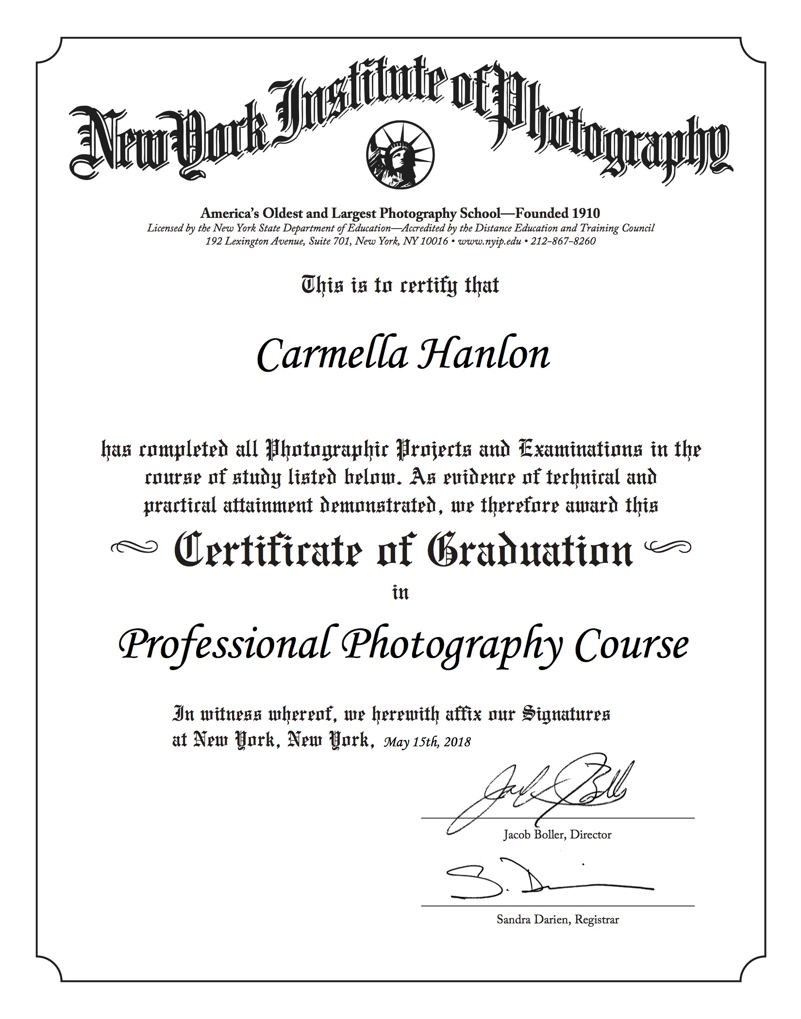 Certificate in Professional Photography.jpg