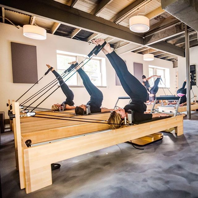 Have you heard?.... 4pm Pilates Equipment class is back on the schedule every FRIDAY at @alignaustin.  Join me in starting your weekend off on the right foot...are maybe with both feet up in the air. 😉