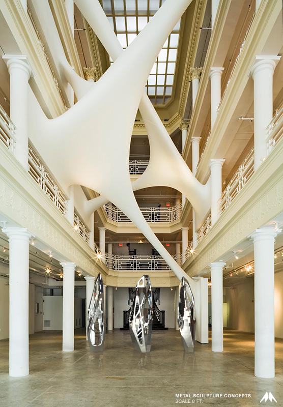 Moore Building with Metal Sculptures by MM2.jpg