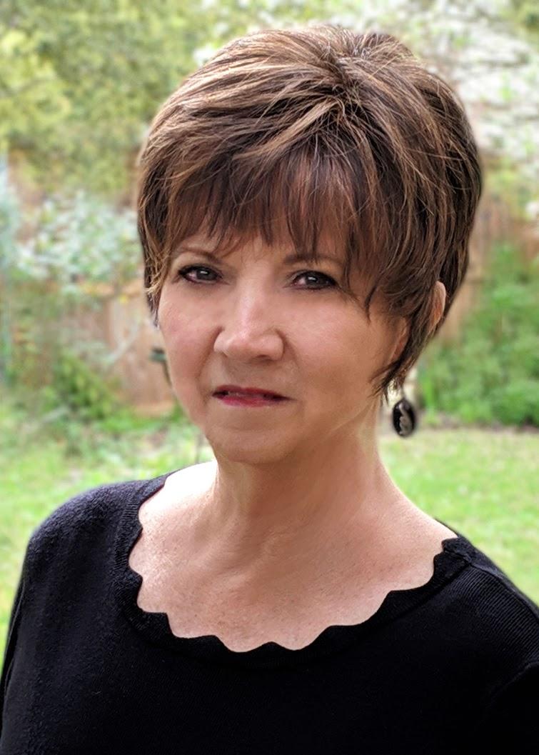 Carla Schwab  Fundraising chair