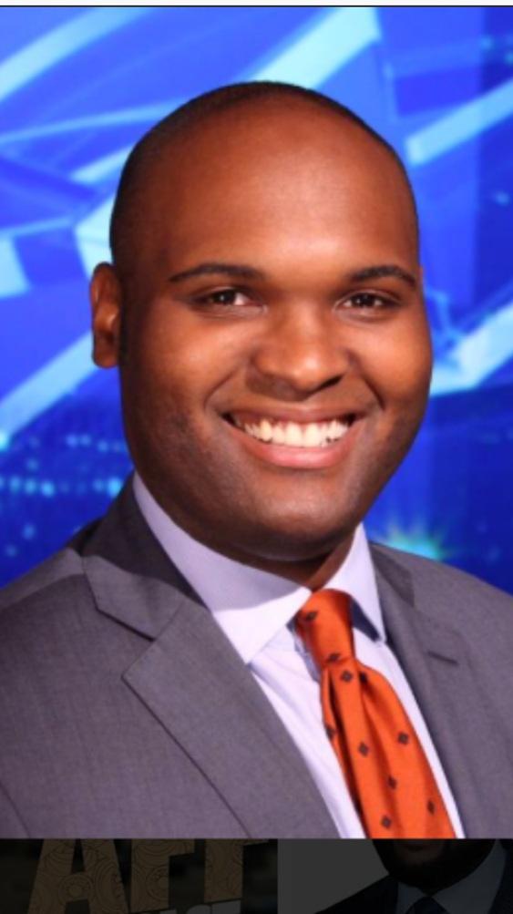Brandon Walker, Reporter and Journalist