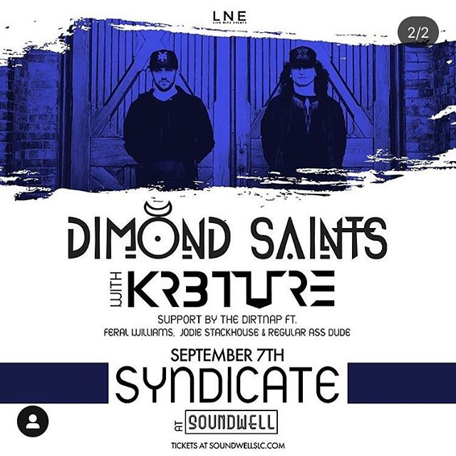 So excited for this Saturday with @dimondsaints in Salt Lake City!!!