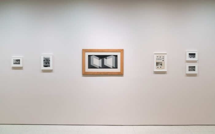 Installation view: Josef Albers in Mexico , Nov. 3, 2017—Feb. 18, 2018. Photo: David Heald © Solomon R. Guggenheim Foundation, 2017