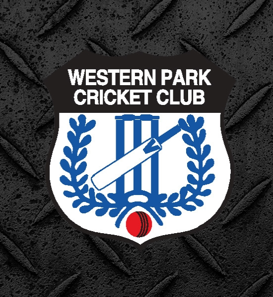 WESTERN PARK CC - CUT OFF DATE SUNDAY 18th AUGUST