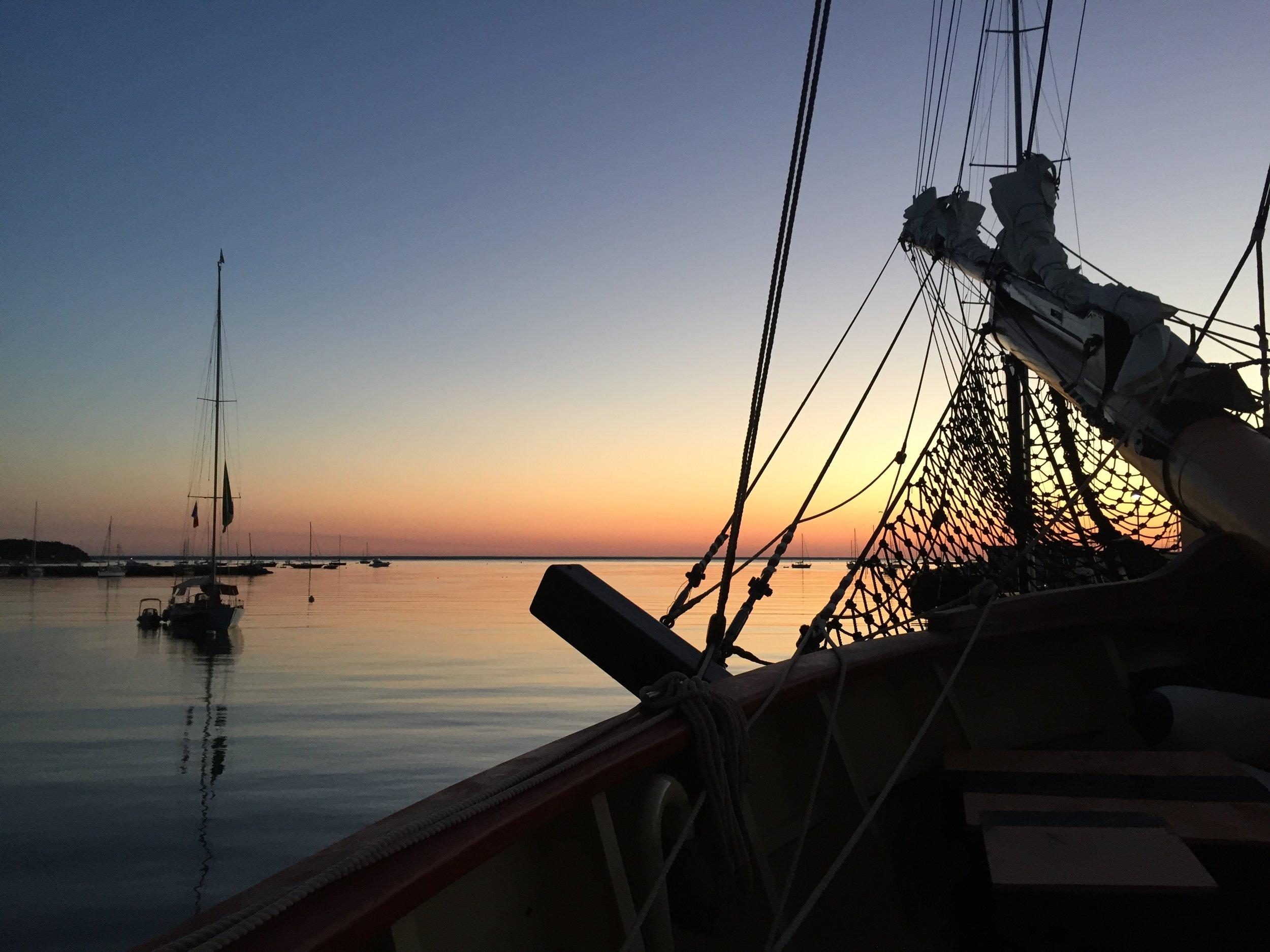 OHPRI sunset
