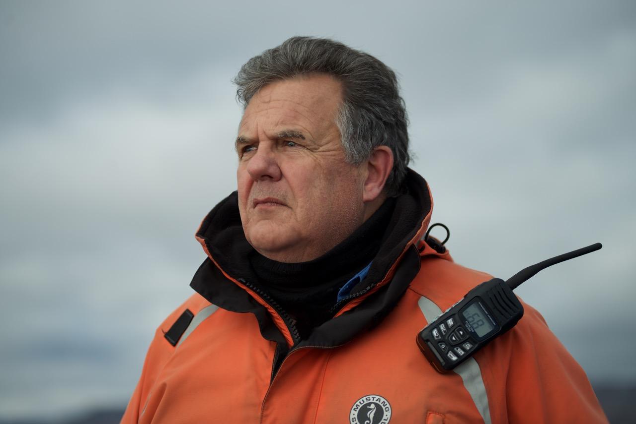 Ken Burton: Maritime Historian and Chief Polar Bear Safety Officer
