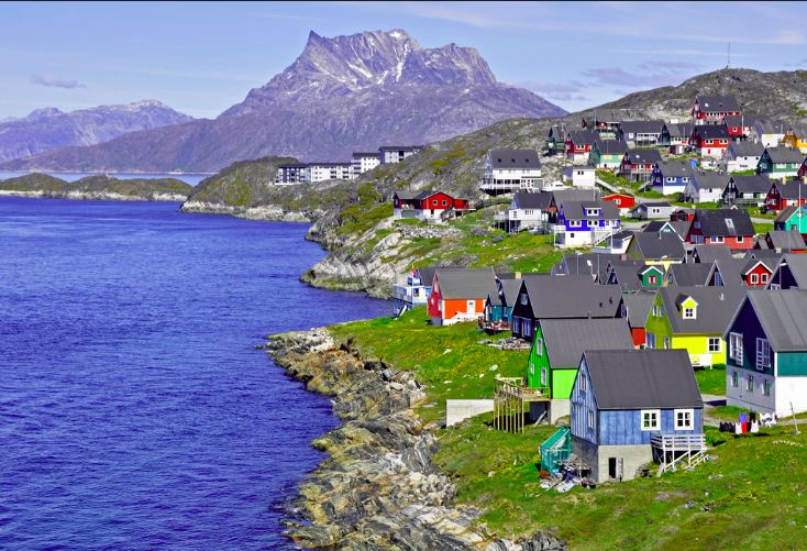 Nuuk, Greenland - Photo credit: Gerald Zinnecker
