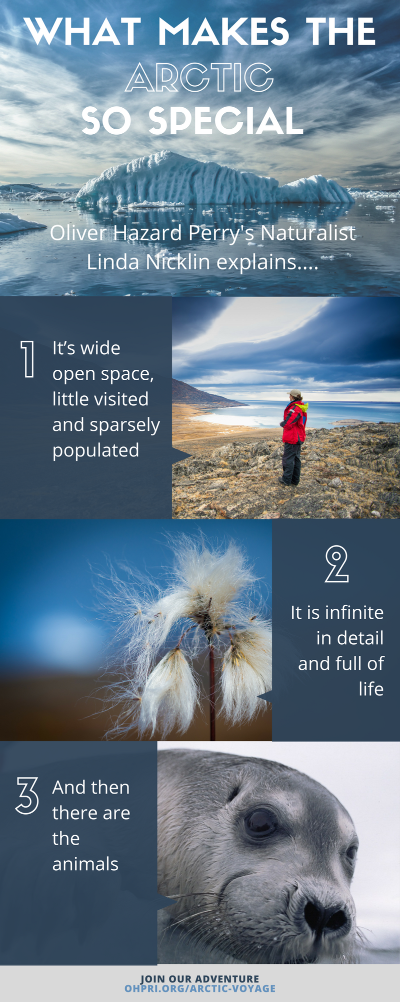 Photo credits: Vancouver Maritime Museum (top 3) & Flip Nicklin/Minden Pictures (bottom).