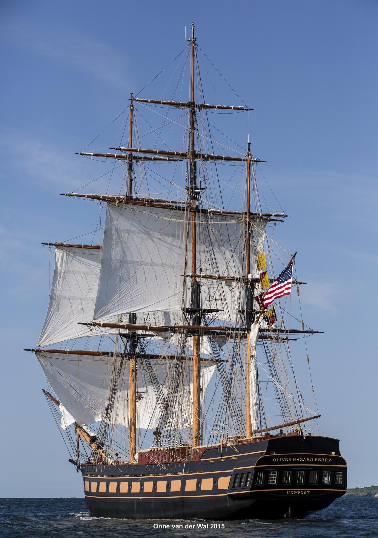 Onne van der Wal First Sail.jpg