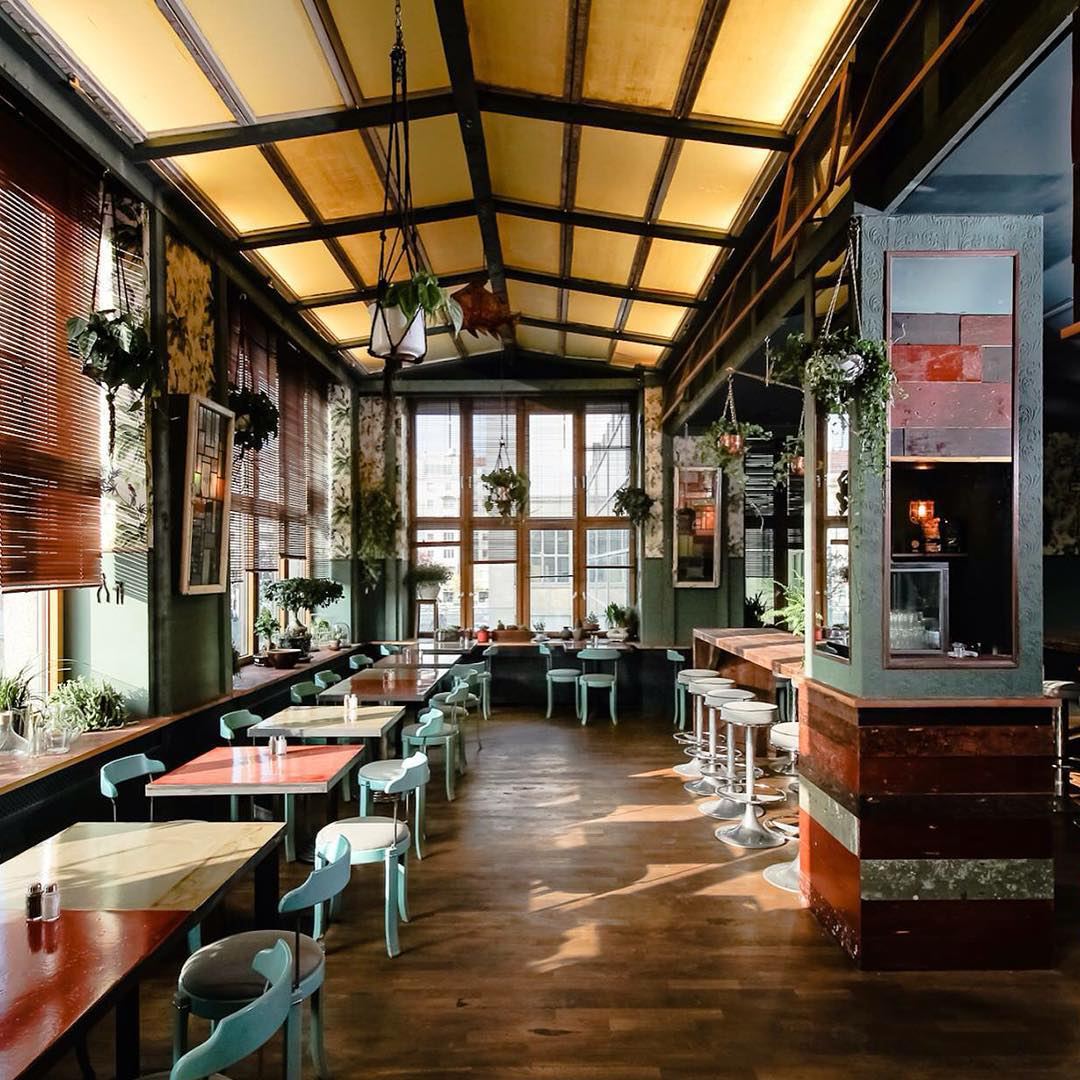berlin cafe house of small wonder