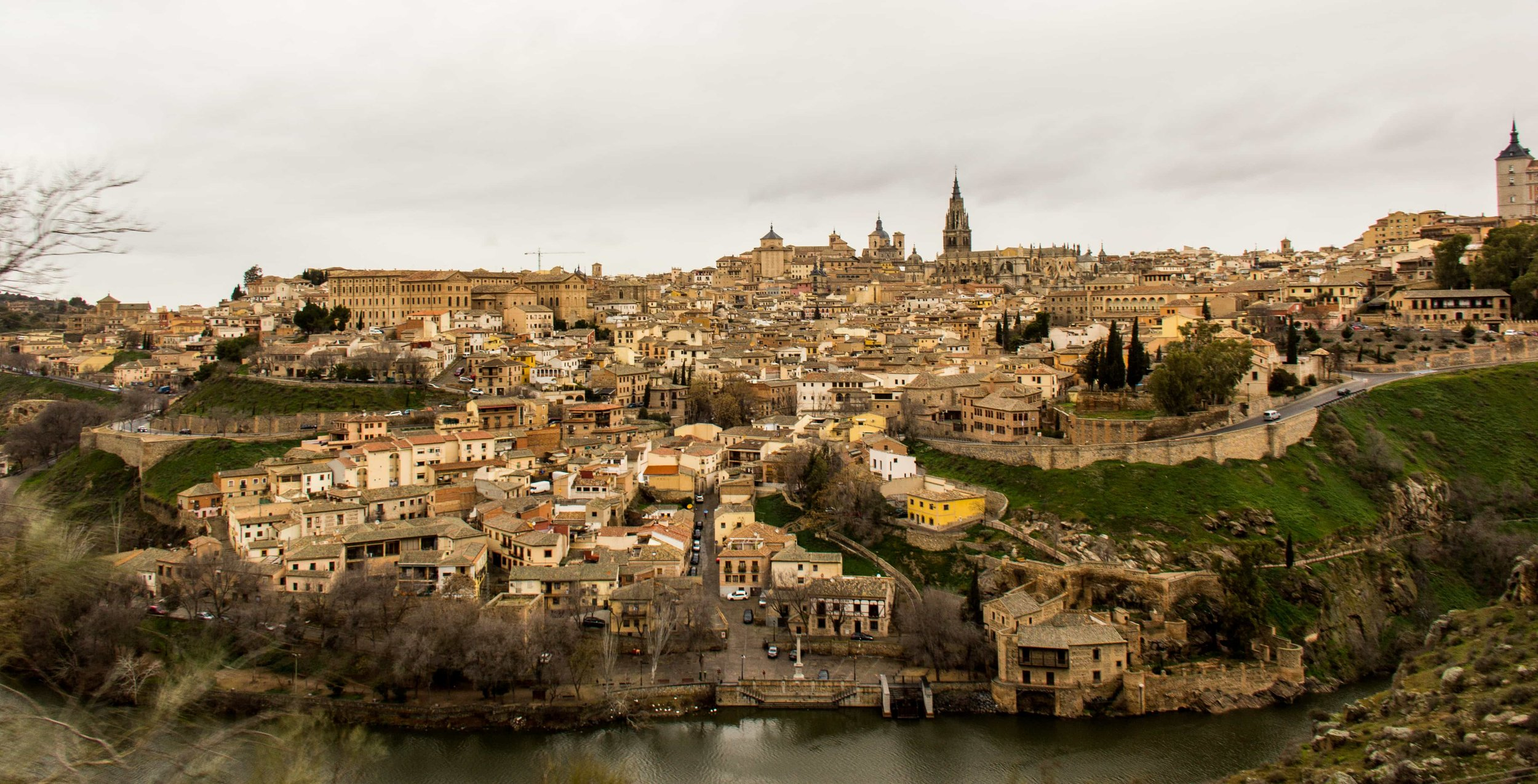 explore off the beaten path in toledo spain