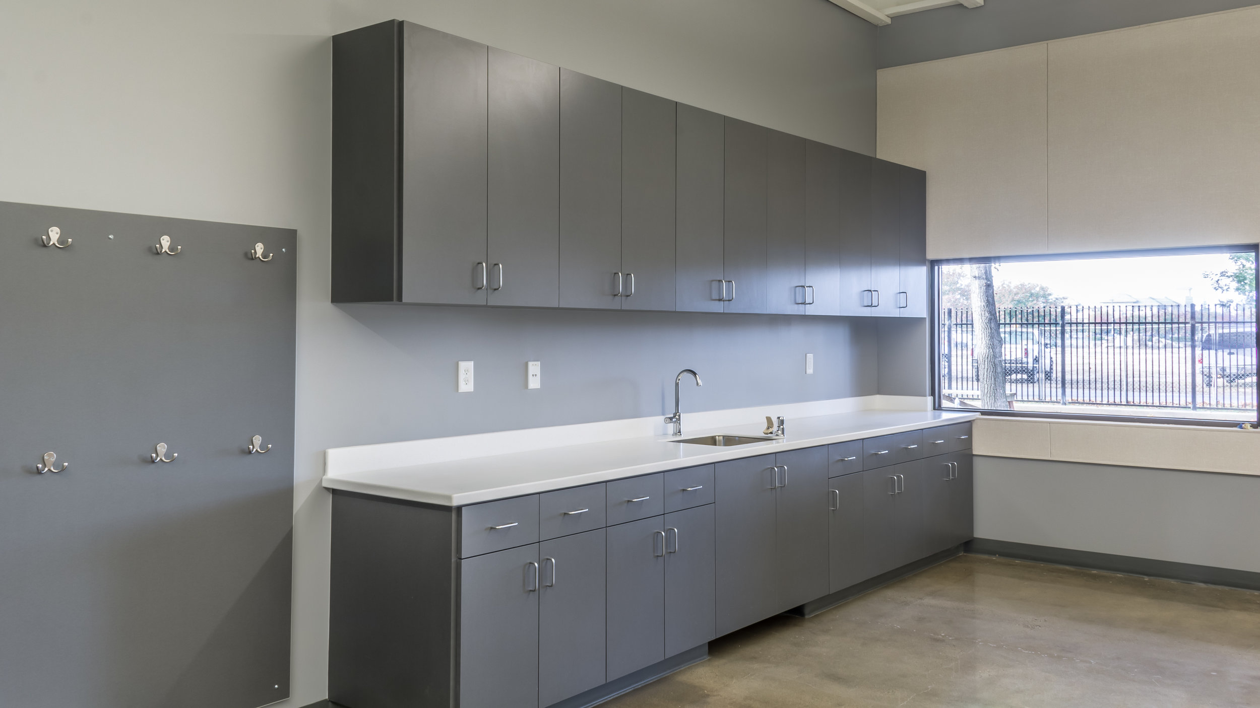 Commercial Casework K M Cabinets Countertops
