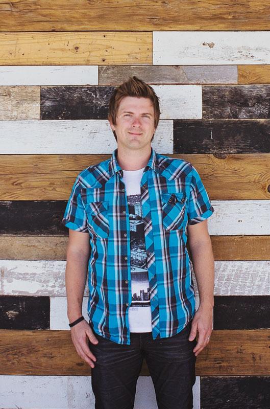 Josh Havens  Worship Pastor