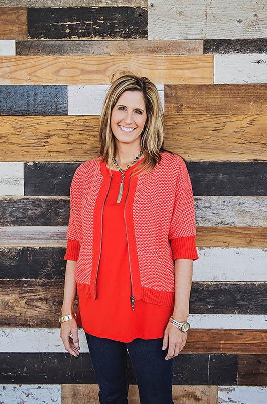 Jennifer Bellinger  Children's Pastor