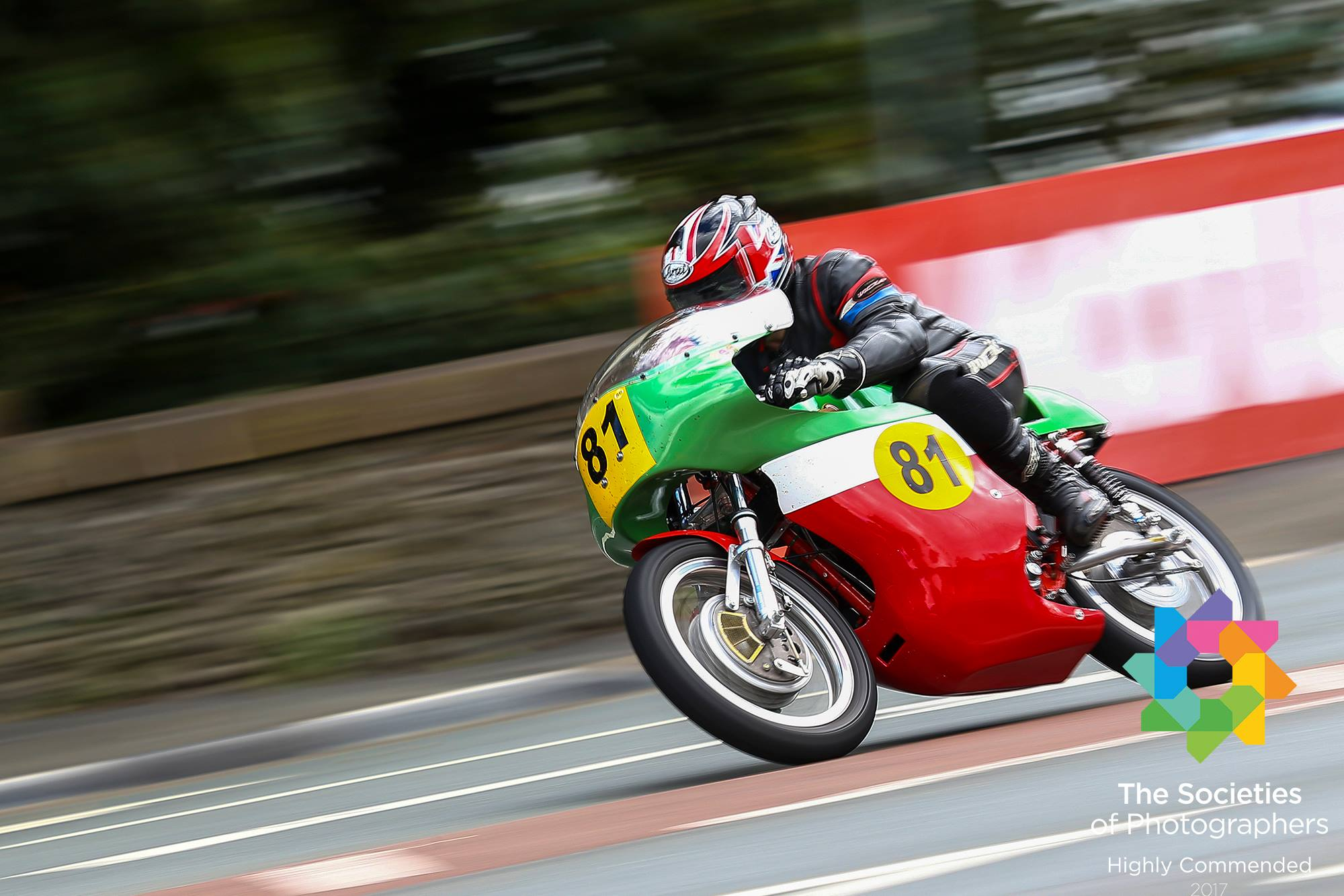 Panning at the TT