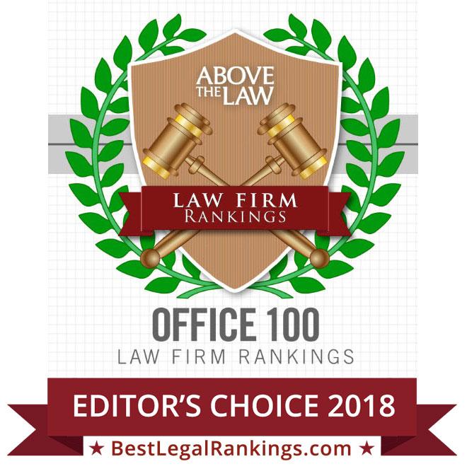 Above The Law- Office 100