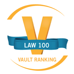 Vault Law 100 - General Corporate Ranking