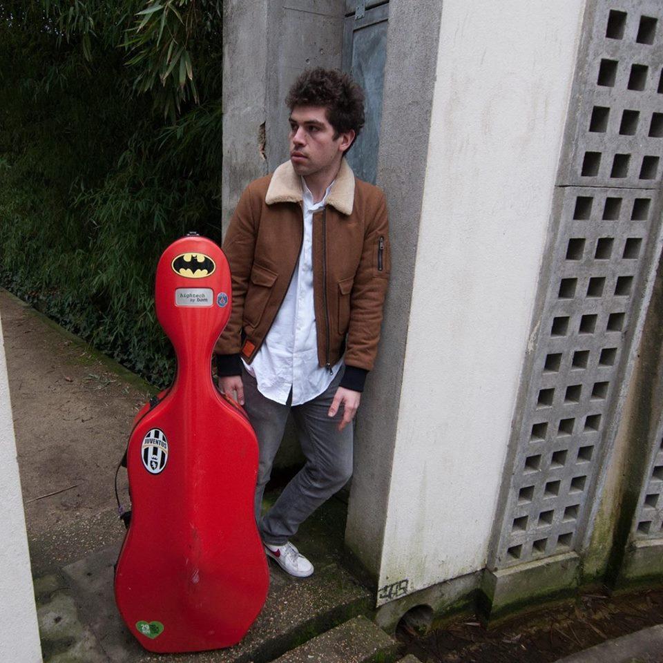 Giacomo Oudin, cello