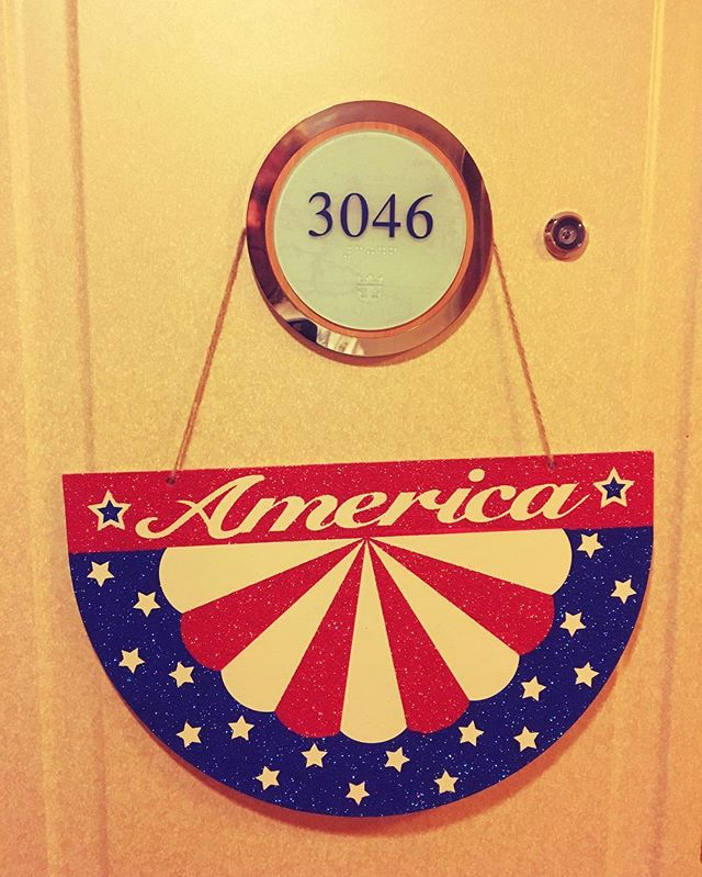I suppose if that's what you want to hang on your door!? #weird #cruising #nationalpride