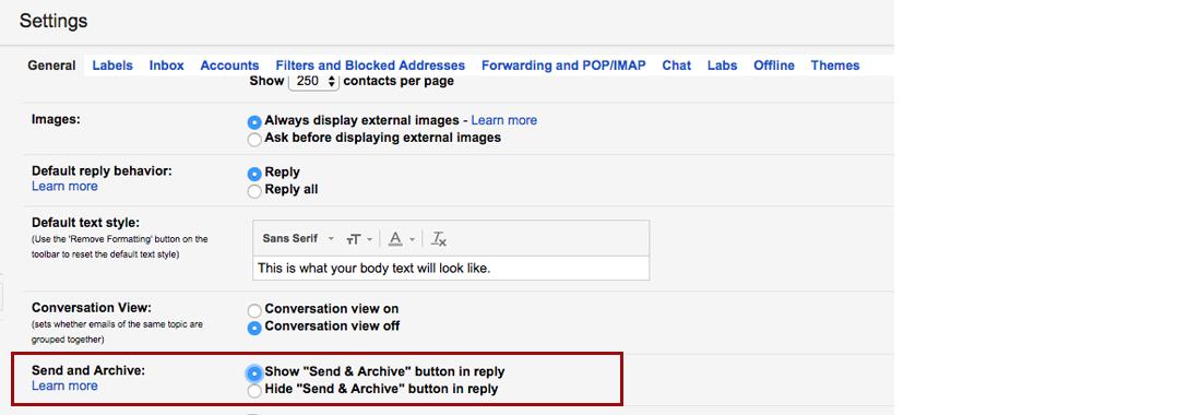 Gmail Tips to Boost Productivity | ProductiveandFree.com
