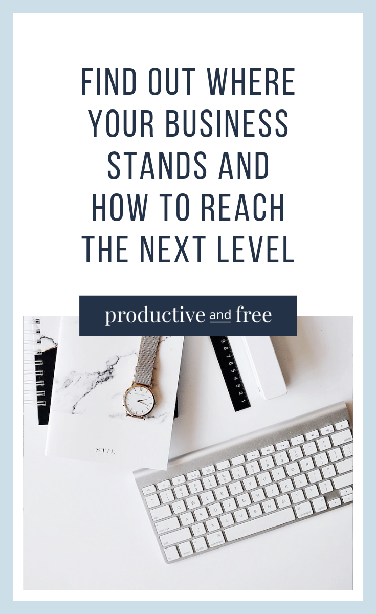 The 5 Vital Stages of Online Business | ProductiveandFree.com