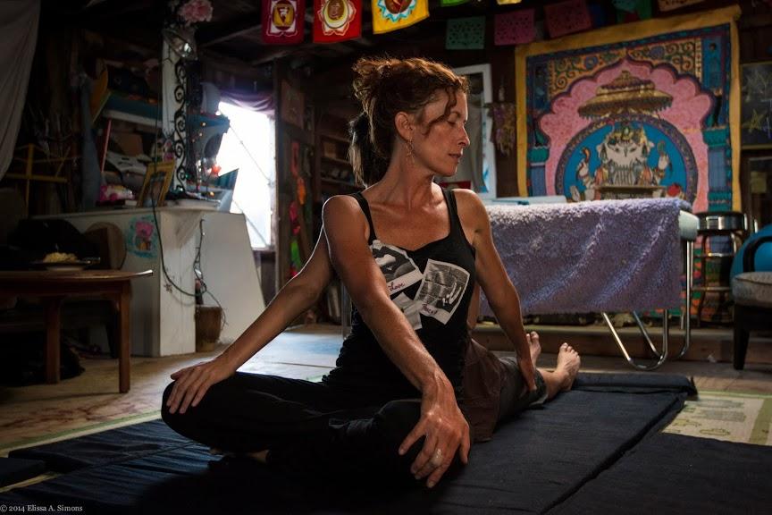 Partner Yoga Thai Massage with Lynne Okun