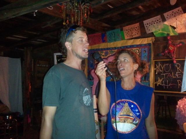 Sound and Karoke Therapy with Lynne Okun