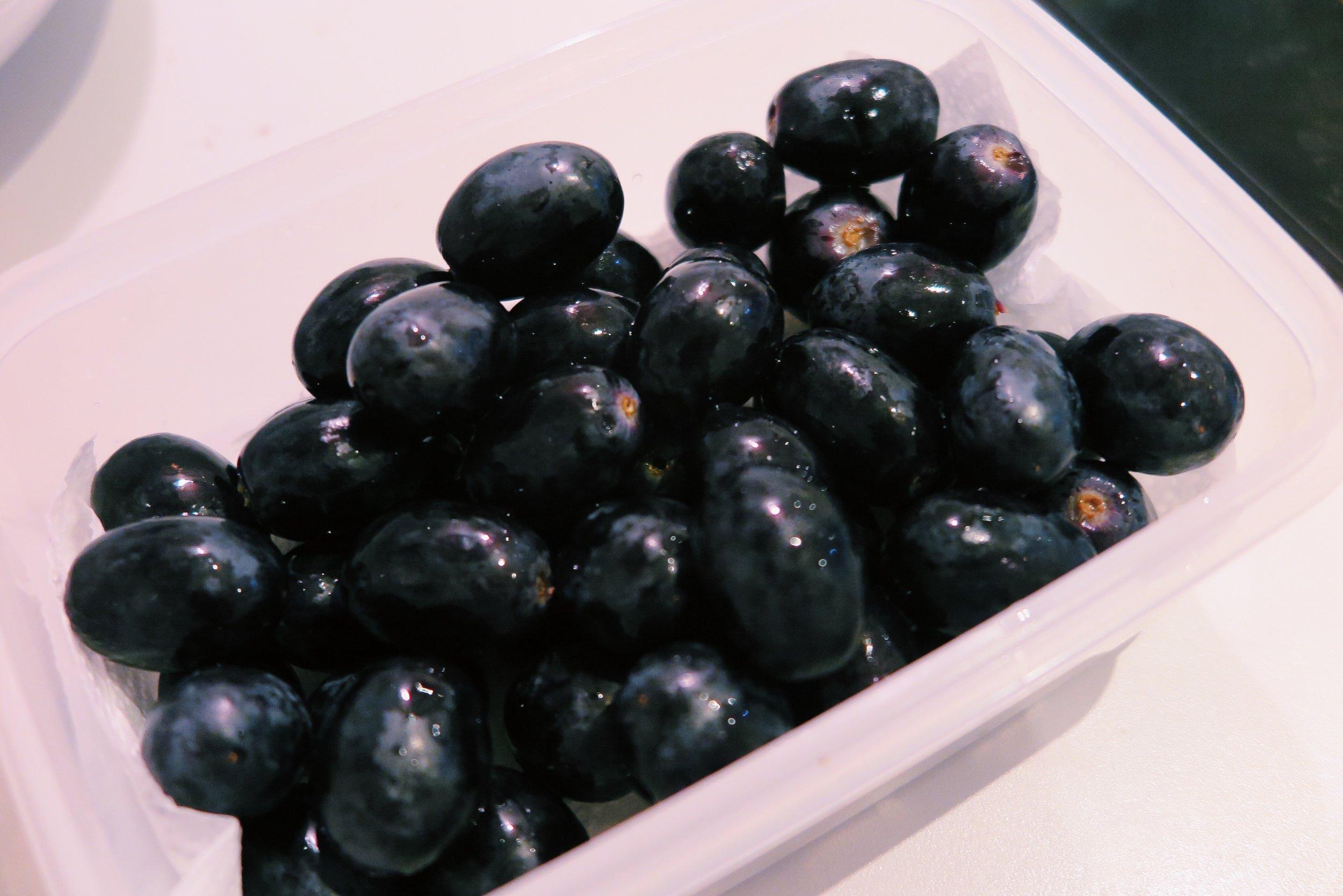 2.  Grapes