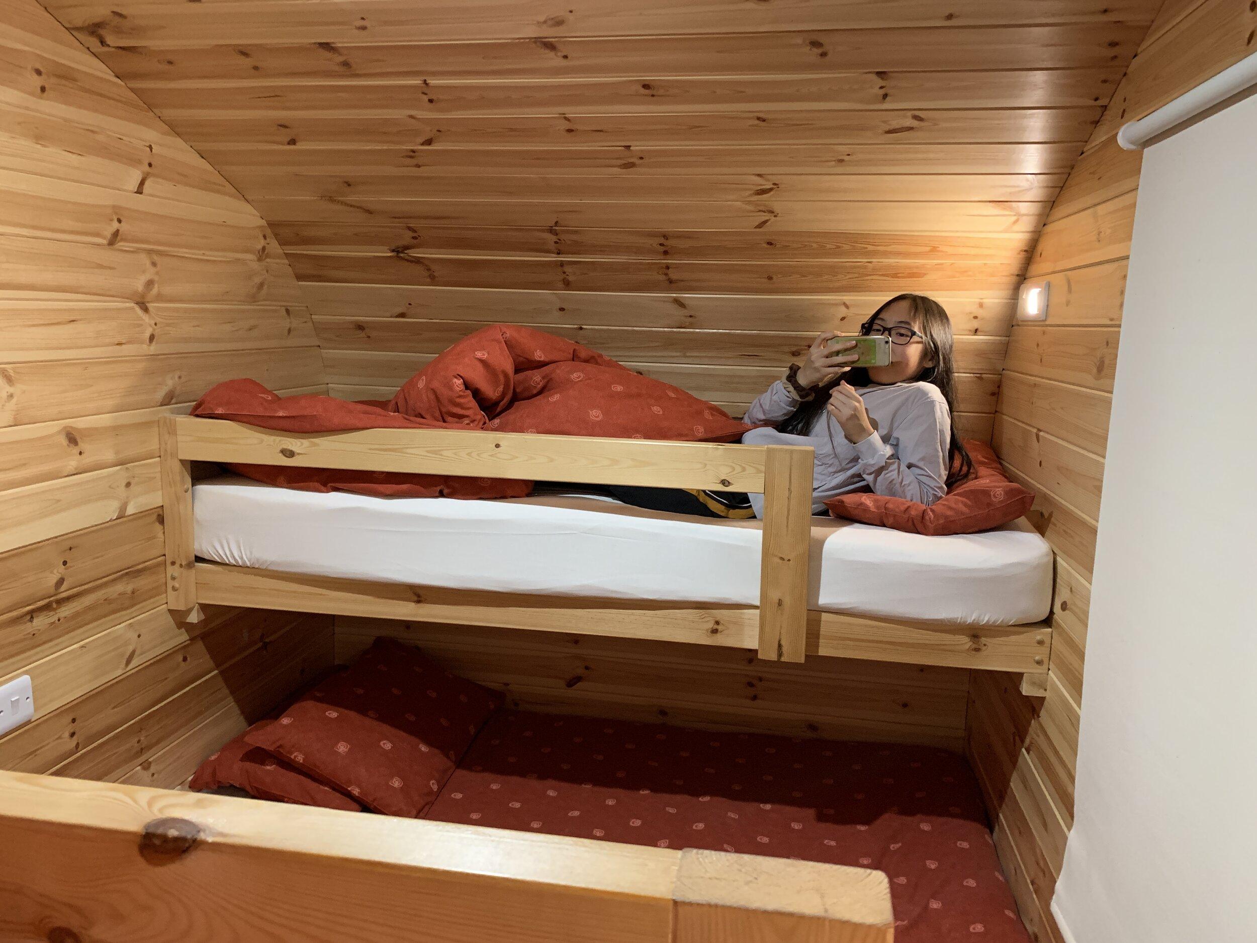 Cairngorms 3) bunk bed 2.JPG