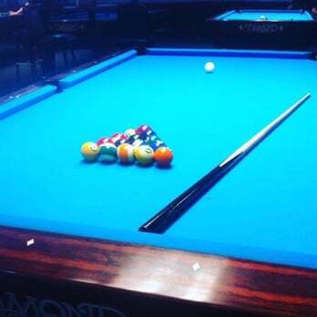 Stop in and play a great game of pool with a cold beer and some delicious foods. Come in after 6:30pm and get 25% off your table!