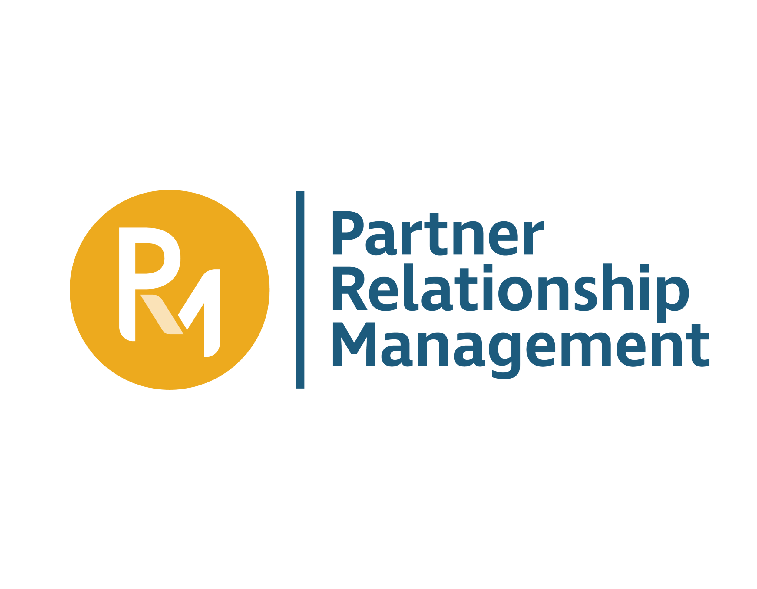Partner Relationship Management  Logo designed for a team in Quicken Loans that handles communication with outside partners.