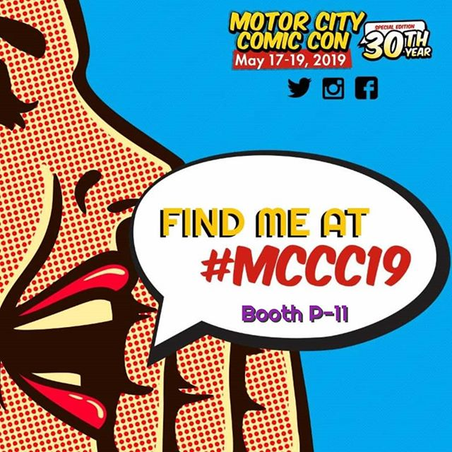 Happy to be here!  #MCCC #mccc19