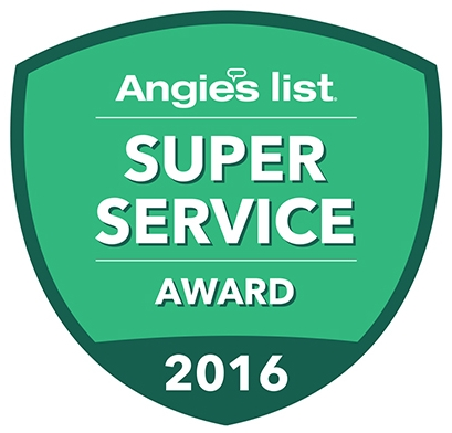 Check out our ratings at Angie's List
