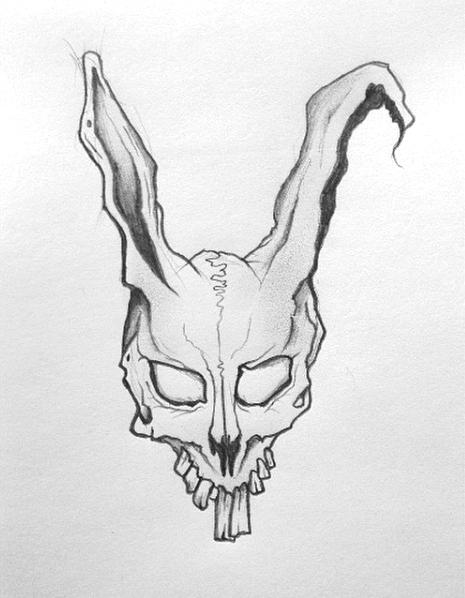 Wake Up // Donnie Darko // Pencil