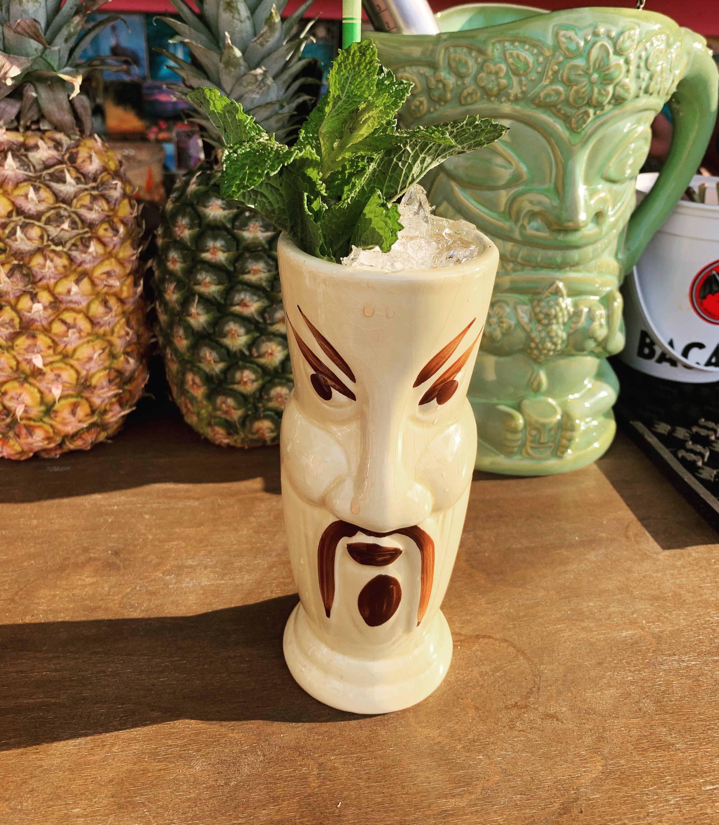 Electric Pearl Tiki Bar open Sundays @ 3pm and Mondays @ 4pm All Summer Long!