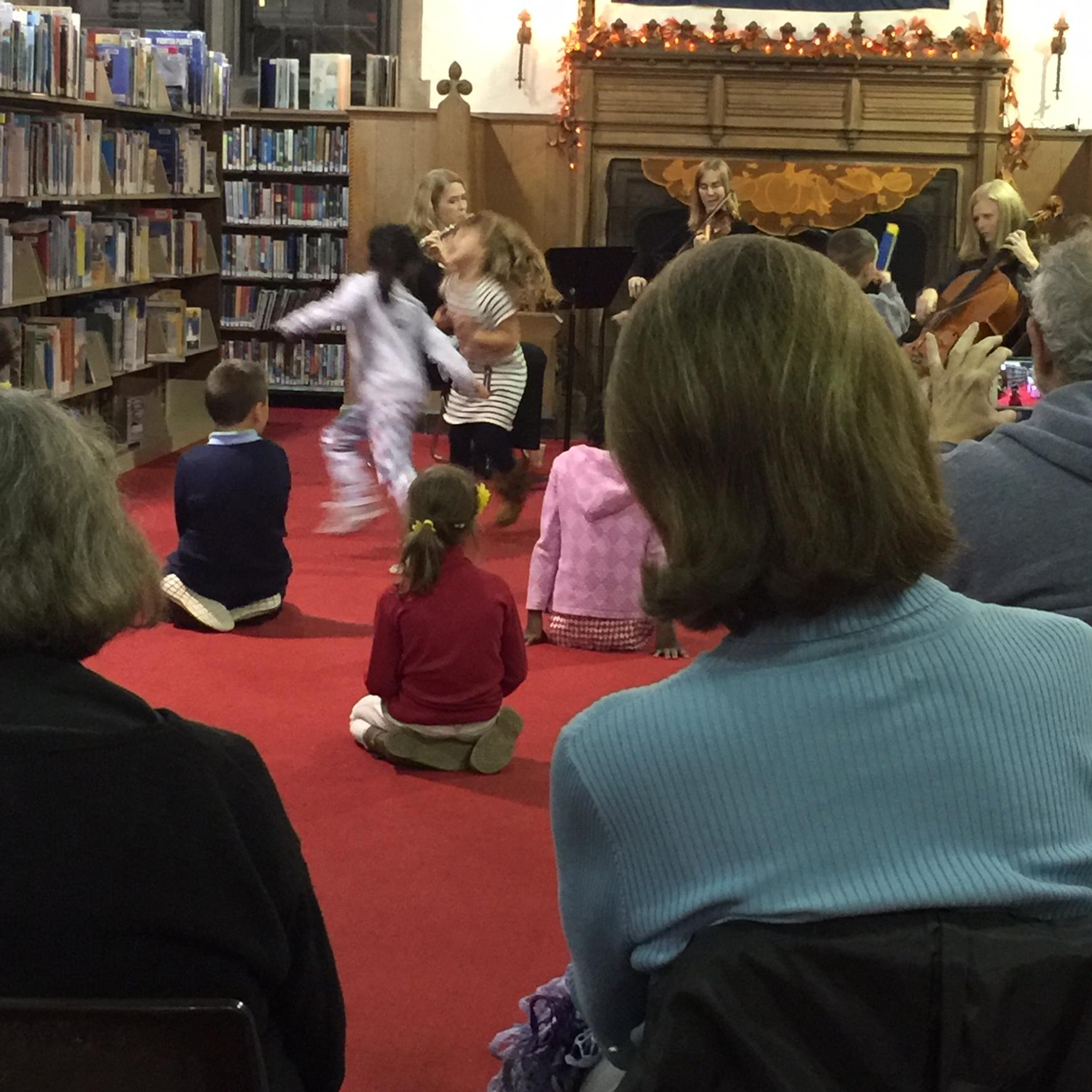New Britain Public Library Children's Concert in New Britain CT