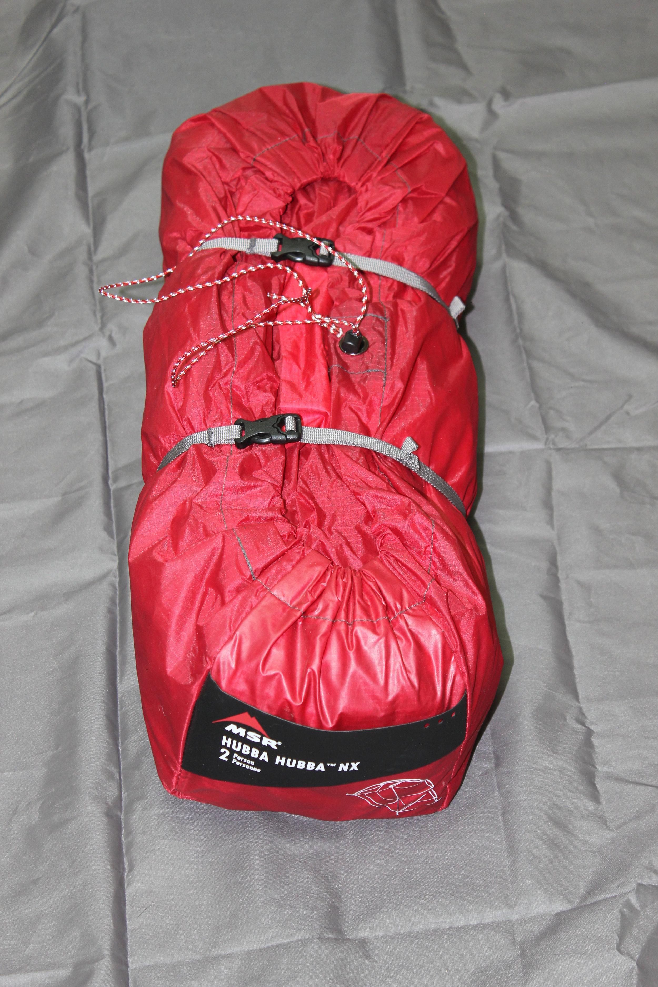 MSR Hubba Hubba NX - 2 Person  3 lbs 13 oz