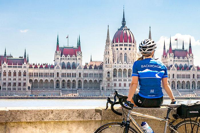 Danube River Cruise Bike Tours -