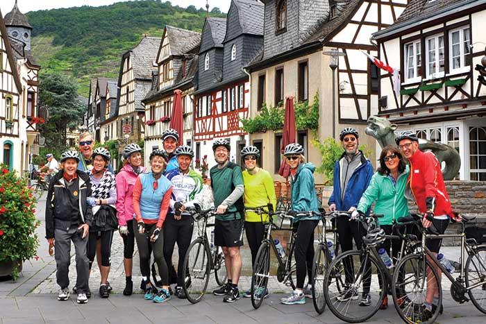 Rhine River Cruise Bike Tour -