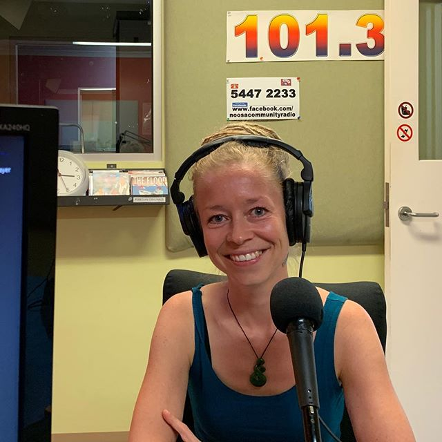 I did a live interview at Noosa FM with lovely Josanne Falla talking all things Reflexology and Feet Reading!! We covered a lot of ground: ✨ what is reflexology, how does it work and where does it come from? ✨ a bit about me and how I got to become a reflexology specialist, Feet reader and teacher of this amazing modality ✨ how our feet tell us about our purpose and potential, but also blockages that hold us back from fully shining our light ✨ what our dreams and expanding our comfort zones has to do with it all and how we can go for our highest truth by clearing deep seated emotional baggage and subconscious patterns through the feet (but also online with The Spiral) ... and so much more!! I just love sharing my passion and knowledge to inspire and empower others 😃 💕  There will be a recording available once they've uploaded it, so I'll share it with you guys then.  Thank you Josanne and Noosa FM for having me xxx