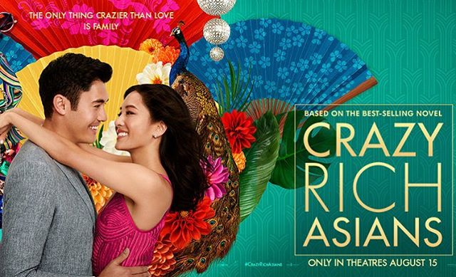 @CrazyRichAsians premieres tonight! The fact that an all-asian cast movie is getting non-asians stoked about the movie and they bet big instead of selling early to Netflix make this a momentous milestone. Many thanks for increasing Asians' stock price! 📈 . Fun fact… in 2009 our co-host @wilsonkyi worked on the set of @jonmchu LXD movie, but has lost his contact. So, if anyone can ask if @jonmchu @henrygolding @constancewu and his cast to be on @fishsaucepodcast, we'd deeply appreciate it!🙏